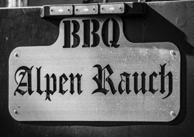 BBQ Alpenrauch
