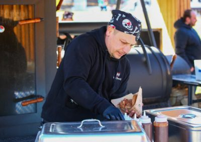 BBQ Catering Kevin Smola